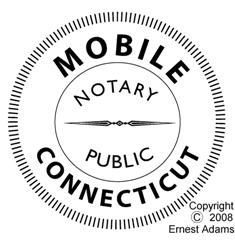 Go to Connecticut 24/7 Mobile Notary Public Home Page